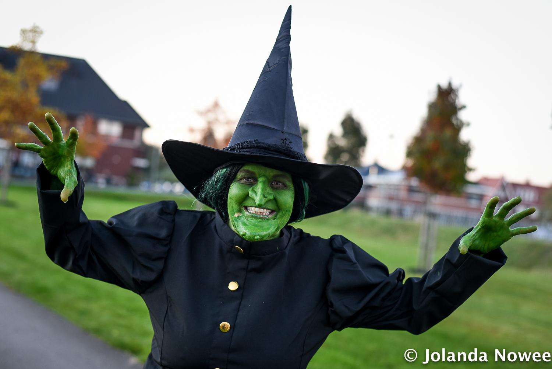 Halloween in de Rietbuurt 2016